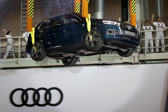 Crecen 18.4% empleos en Audi pese a recorte de eventuales