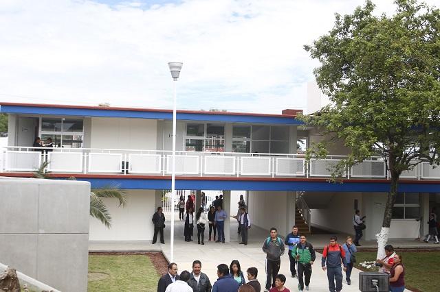 Puebla es el tercer estado en obtención de recursos para becas Prospera: IV Informe