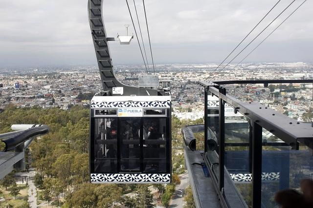 Teleférico será atractivo nacional, prevé Turismo Municipal