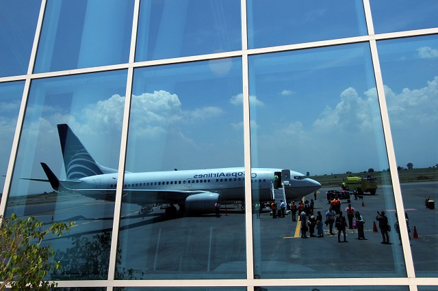 Aeropuerto de Puebla realizará un simulacro de  incendio de aeronave