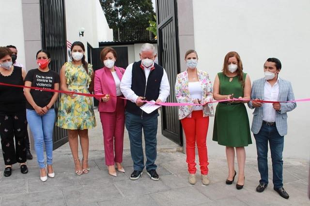 Carlos Peredo inaugura instalaciones del Instituto Municipal de la Juventud