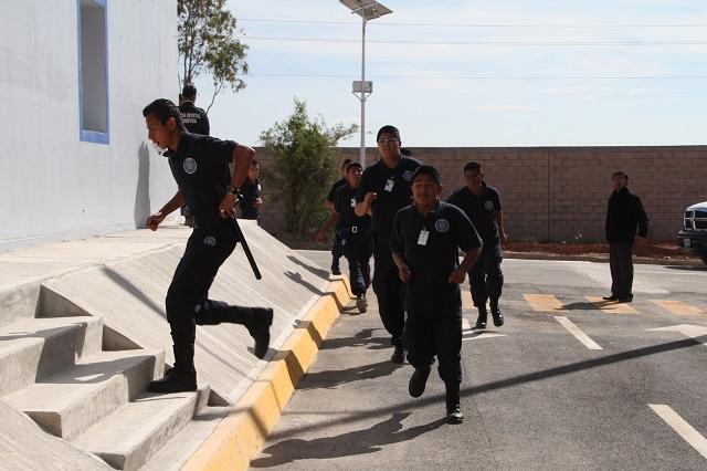 Faltan contratos y frenan obras para seguridad en Puebla: ASF