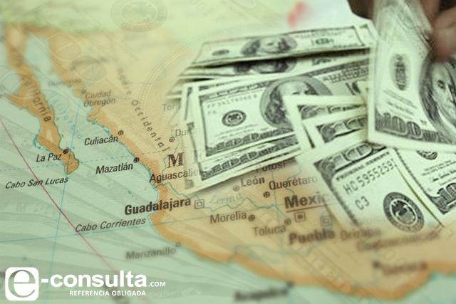 México, fuera  de los países más atractivos para la inversión