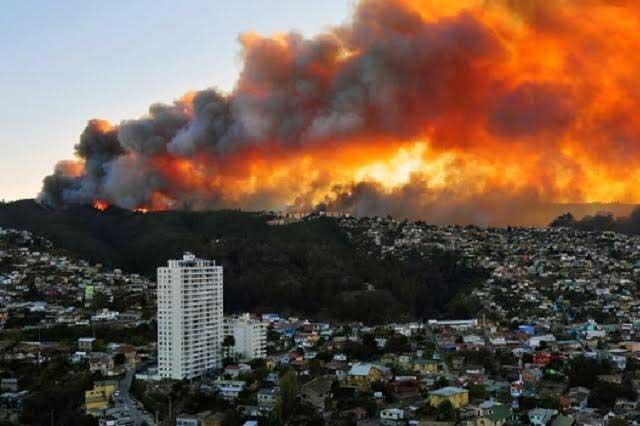 Famosos consternados por los devastadores incendios en Chile