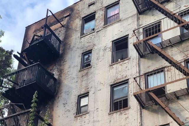 Incendio deja sin techo a familias atlixquenses en E.U.A