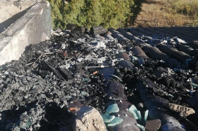 Incendio en casa de Fredy Erazo no fue accidente, reitera esposa