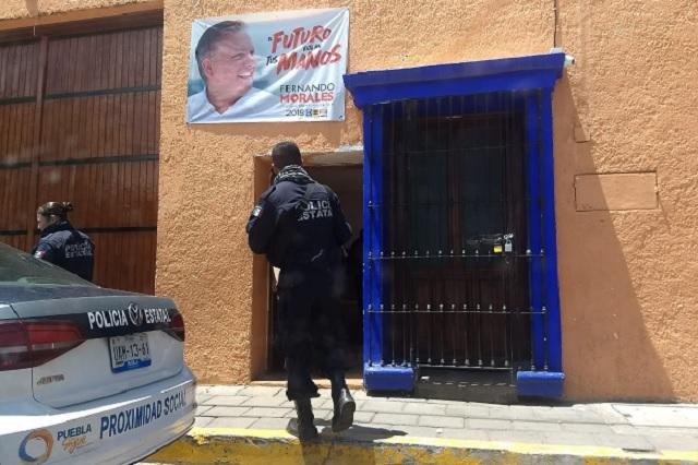 Va PRI ante Fepade contra su ex dirigente, Fernando Morales