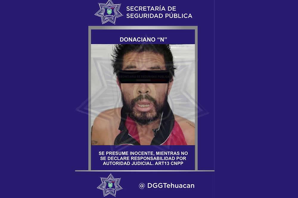 Sujeto mata a puñaladas a su madre por regañarlo en Tehuacán