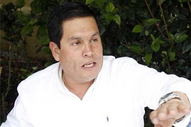Apoyado por Manzanilla, Leodegario va como independiente