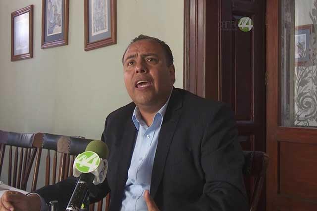 Independiente se queja de las fallas de la aplicación del INE