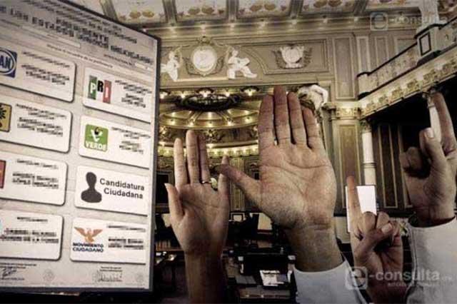 Congreso eliminará requisito presencial para independientes