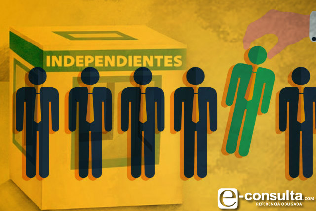Estos 37 independientes buscan tu firma para ser candidatos
