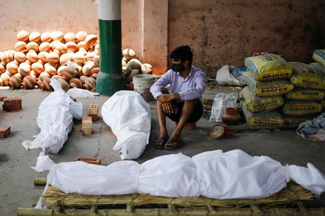 India podría alcanzar los 500 millones de casos de Covid-19