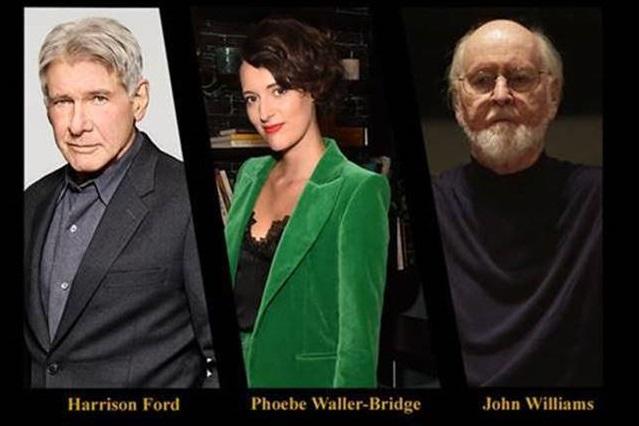 Phoebe Waller-Bridge se integran al elenco de Indiana Jones
