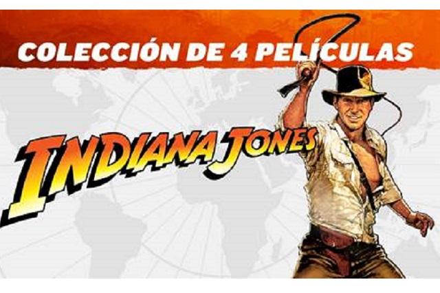 Celebran 40 aniversario de Indiana Jones y Los Cazadores del Arca Perdida