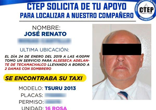 Rescatan a taxista secuestrado en Tecamachalco; hay detenidos