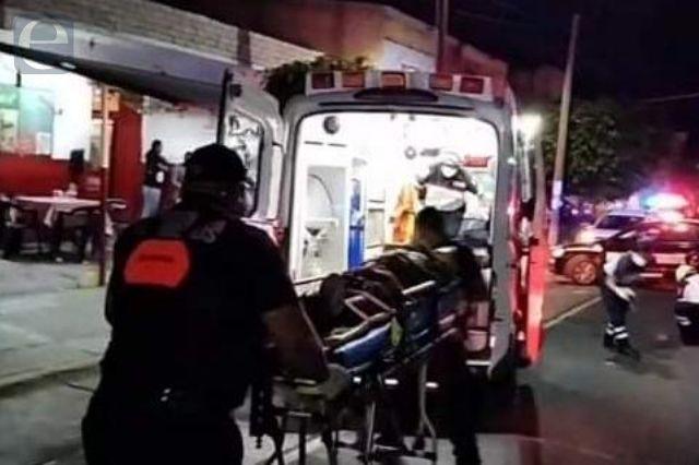 Ruta de Tehuacán arrolla a indigente y huye