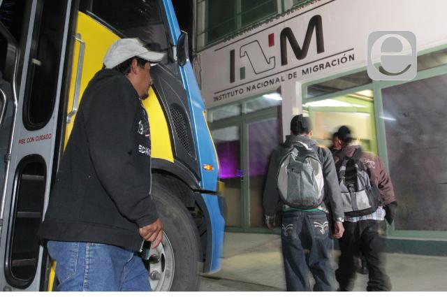Acumula el INM siete quejas por violaciones a derechos humanos