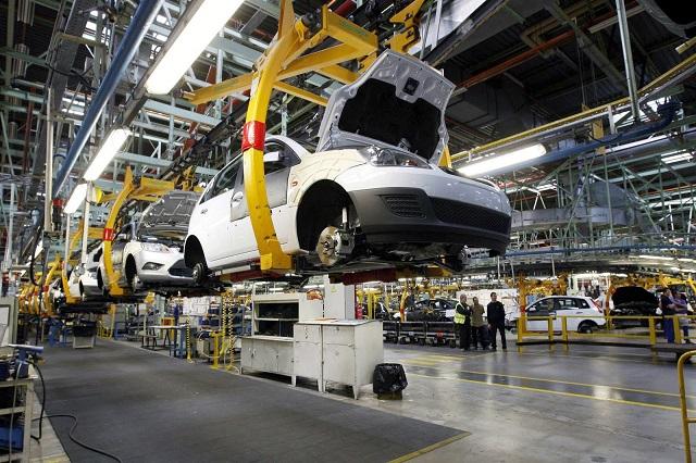 Puebla captó la IED más baja de estados productores de autos