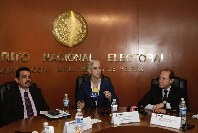 La violencia electoral de 2018 no se repetirá en Puebla, ofrece el INE