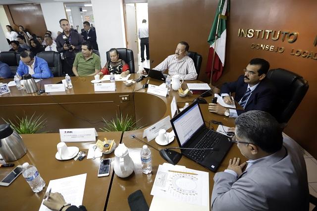 Niega INE medidas cautelares contra PAN, Armenta y Jiménez