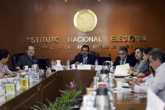 Acumula quejas el INE contra campañas de Barbosa y Cárdenas