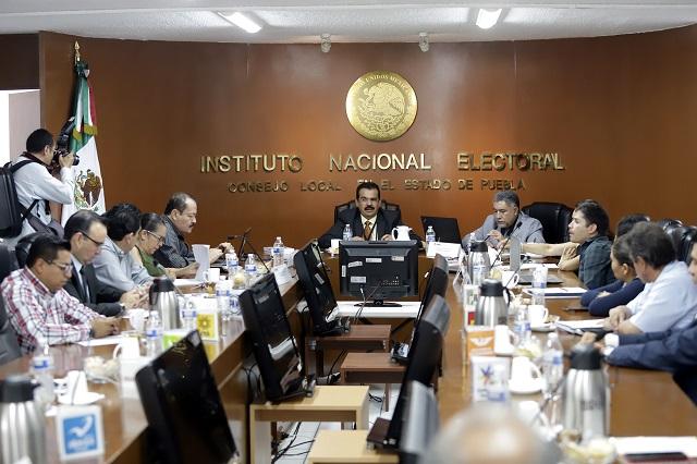Incidentes de la votación serán reportados en tiempo real: INE