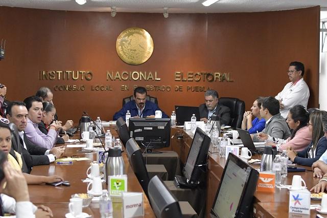 Barbosa será gobernador electo hasta resolverse quejas: INE