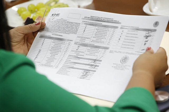 Morena en Ahuazotepec y PRI en Tepeojuma, piden nueva elección