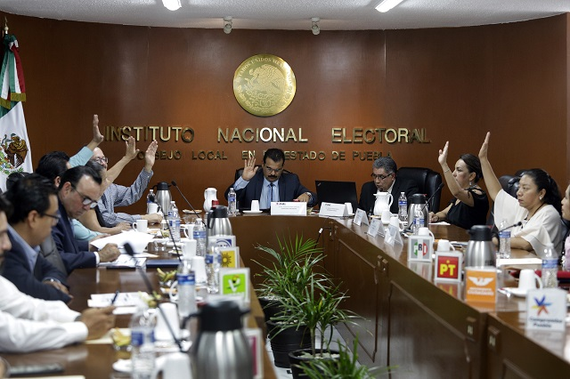 INE Puebla declara validez de elección en Ahuazotepec