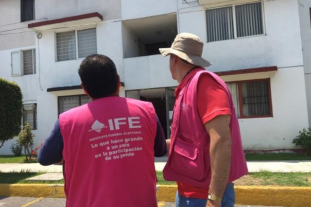 Gestiona INE seguridad para capacitadores y supervisores