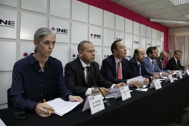El INE pide que la ciudadanía salga a votar el 5 de junio