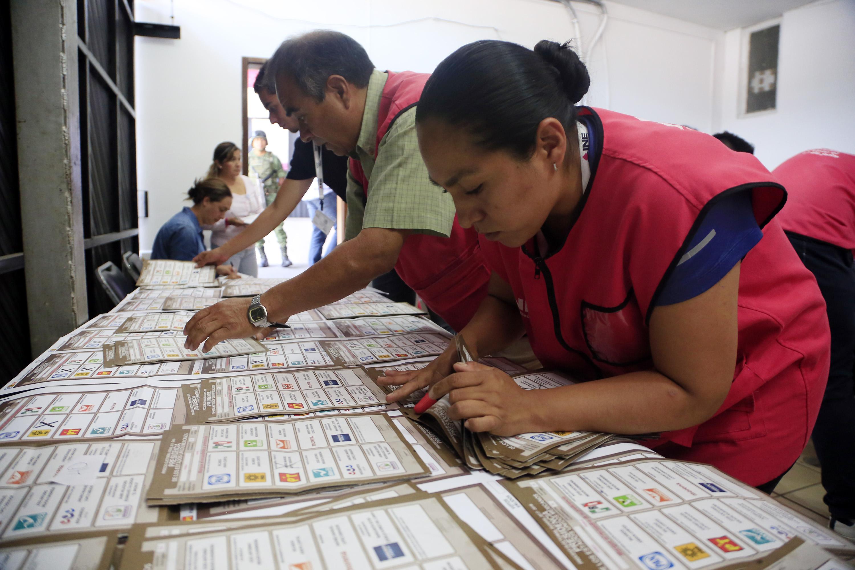 No habrá conteo voto por voto para la gubernatura de Puebla