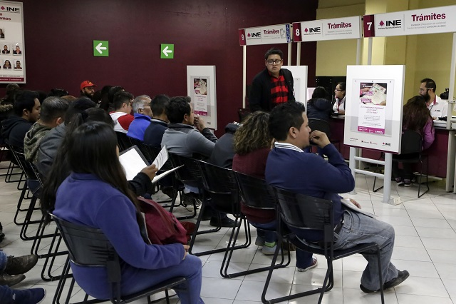 Más de 320 mil credenciales para votar perderán vigencia