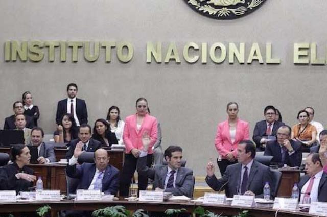 INE acata paridad de género total en la Cámara de Diputados
