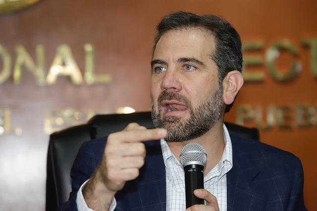 Firma INE convenio para reciclar material de elección de gobernador