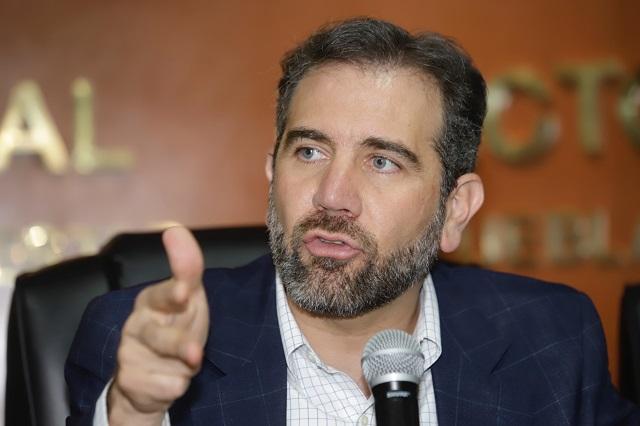 A las 11 pm del 2 de junio Puebla sabrá quién es su gobernador: INE