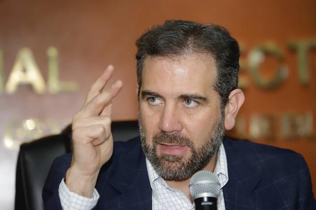 Pese a clima crispado, elección de Puebla no está en riesgo: INE