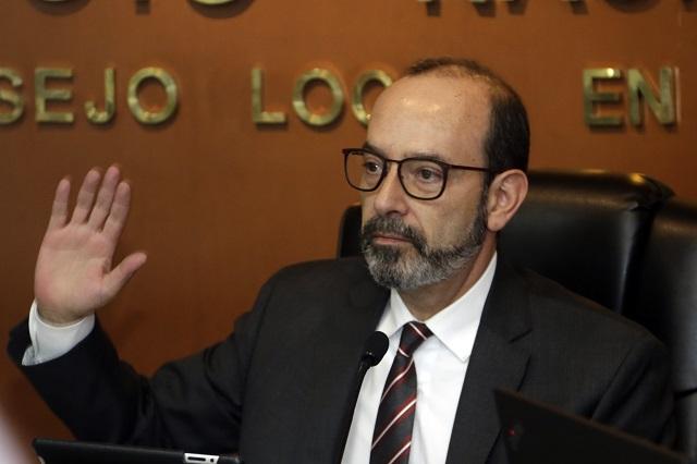 Minimiza INE reportes sobre compra de votos en Puebla