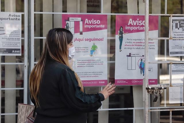 Llegan al INE primeras quejas por campañas anticipadas en Puebla