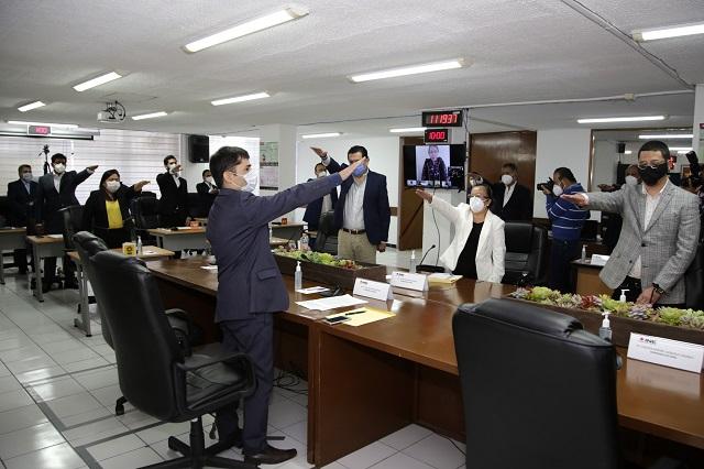 Destina INE 14.3 mdp a medidas sanitarias por elección en Puebla