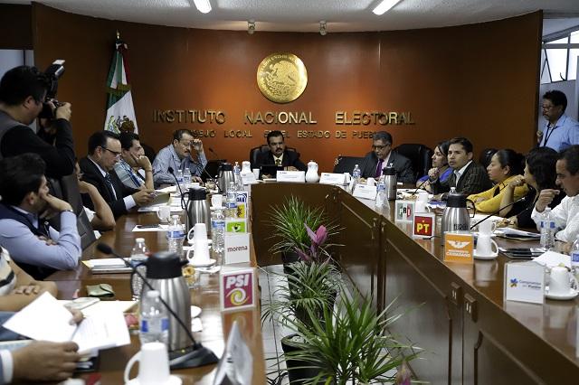 No proceden quejas en INE contra Nancy, Cárdenas y Armenta