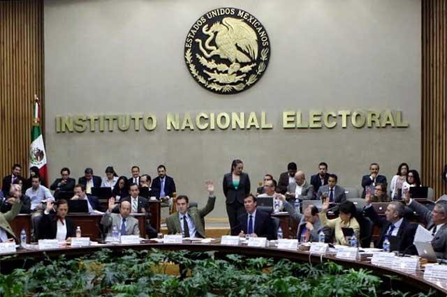 Cuatro mil 238 candidatos no han reportado al INE sus gastos de campaña
