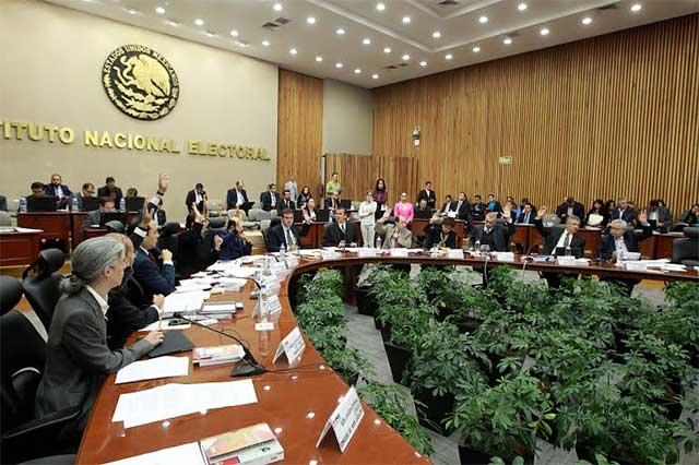 Frena el INE imposición de infiltrados para OPLE de Puebla