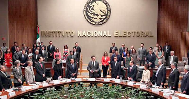 El INE urge al Senado a nombrar al nuevo fiscal de la Fepade