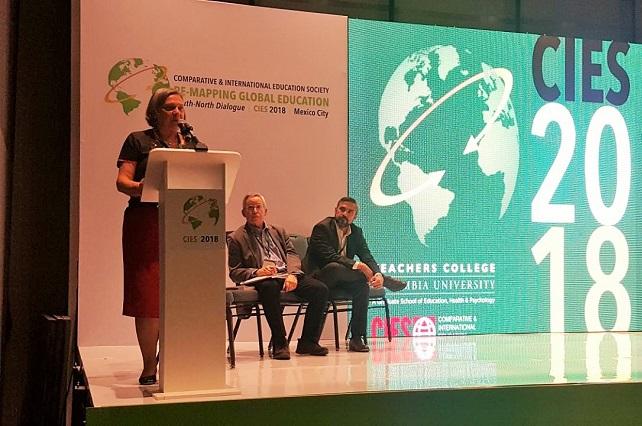 La educación de calidad debe también ser equitativa, señala consejera INEE