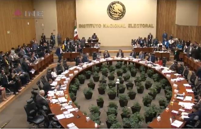 Arma INE 35 procesos de sanción contra candidatos en Puebla