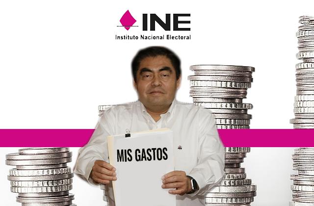 INE exonera a Barbosa de rebase de gastos de precampaña