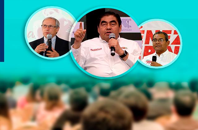 Abre Barbosa y cierra Cárdenas el debate del INE este domingo