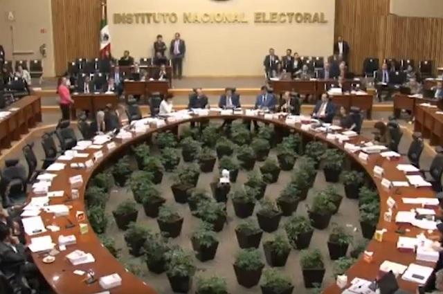 El INE plantea no pagar impuestos para garantizar elecciones en 5 estados
